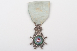 Hanover - Guelphic Order Cross 4th Class with monogram 'EAR MDCCCXXXIX'