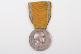 Saxe-Coburg-Gotha - Silver Medal for Arts and Science 1905 - 1911