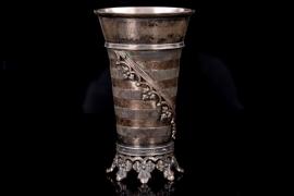 Saxony - silver officer's presentation cup 1. Hannoversches Infanterie-Regiment Nr. 74
