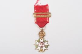Brazil - Order of Christ Knight Cross