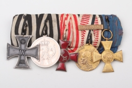 Colonial Medal Bar