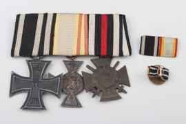 Medal bar - Mecklenburg Strelitz