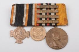 Medal Bar of a 1866 and 1870/71 Veteran