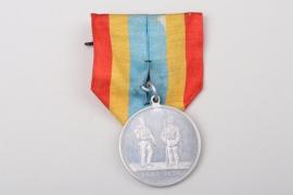 Commemorative Medal of the Mecklenburg Jäger Btl. 14