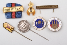 Lot of Veteran medals and decorations
