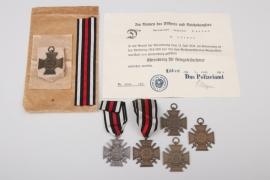 German Empire - Hindenburg Cross for Combattants