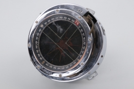 Foreign compass with metal case