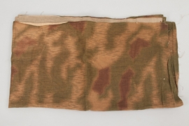Czechoslovakia - tan & water camo fabric