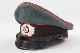 Heer Feldgendarmerie visor cap EM/NCO