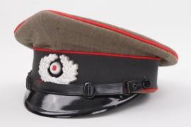 Heer Artillerie visor cap EM/NCO