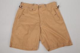 Waffen-SS tropical shorts