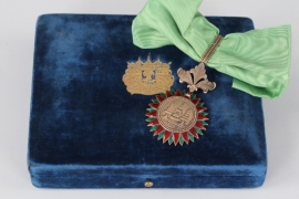 Thailand - Order of the Siamese Crown, 1st Class, 1st Type