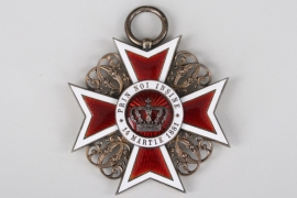 Romania - Order of the Crown, Grand Cross