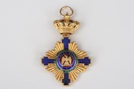Romania - Order of the Star, Grand Cross