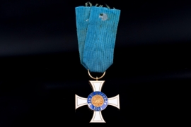 Prussia - Order of the Crown 3th Class with small Crown