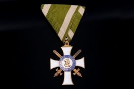 Saxony - Albert Order Knight's Cross 2nd Class with Swords
