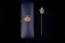 Presentation Pin Wilhelm II.