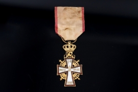 Denmark - Dannebrog Knight's Cross 1st Class - 1808
