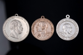Prussia 3 in-offical medals