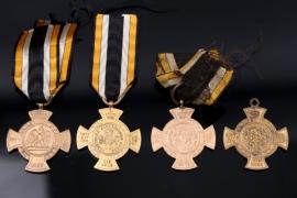 Prussia - 1866 Commemorative Cross for non-combatants