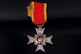 Schaumburg-Lippe - House Order Cross 4th Class