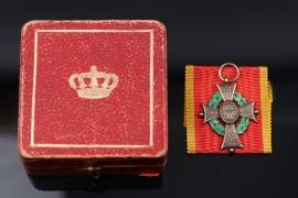 Brunswick - Order of Henry the Lion Merit Cross 1st Class