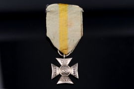 Nassau - Long Service Cross for NCOs and enlisted men after 16 years of service
