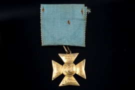 Nassau - Long Service Cross for officers after 25 years of service