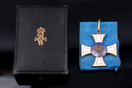 Prussia - Crown Order Cross 2nd Class