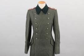 Heer Art.Rgt.67 officer's field coat - Oberleutnant