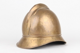 Imperial German fire brigade helmet