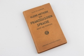 Imperial Germany - WW1 German-French dictionary