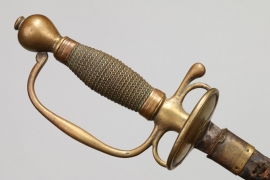 Imperial Germany Germany - officer's sword around 1860