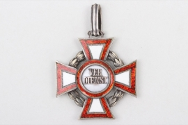 Austria - Military Merit Cross 3rd Class with War Decoration