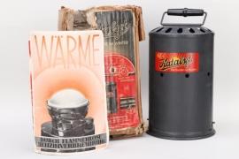"1939 OEM ""Katalyt"" car heating in box"