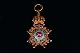 Hanover - Guelphic Order Knight Cross