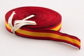 Ribbon for Spanish Civil War Campaign Medal