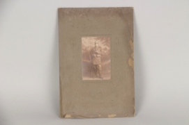 Imperial Germany - WW1 portrait photo - fully dressed