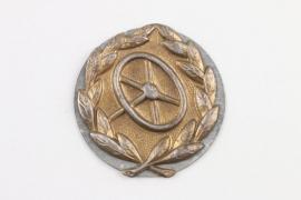 Heer Drivers Badge in gold
