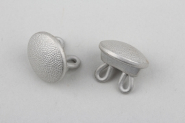Pair of belt buttons for Wehrmacht parade tunic