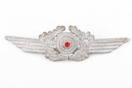 Luftwaffe wreath badge for visor cap