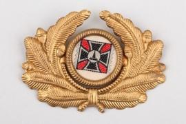 DRKB cap badge