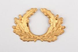 NS-RKB visor cap wreath