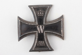 1914 Iron Cross 1st Class - 800 silver