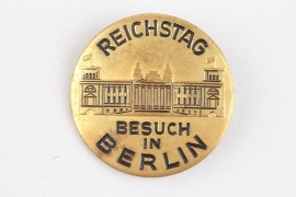 Reichstag Berlin badge