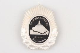 Third Reich Kyffhäuserbund cap badge