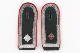 Heer Artillerie shoulder boards - Feldwebel
