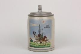 Wehrmacht Gebirgsjäger beer Stein