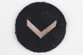 Marine-HJ rank sleeve badge