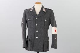 Third Reich DRK service tunic - Rendsburg 2